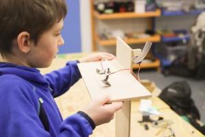 Maker club workshop