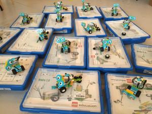 MIlo robots
