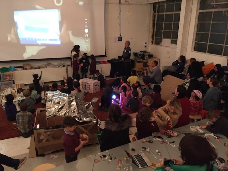 children robots materials